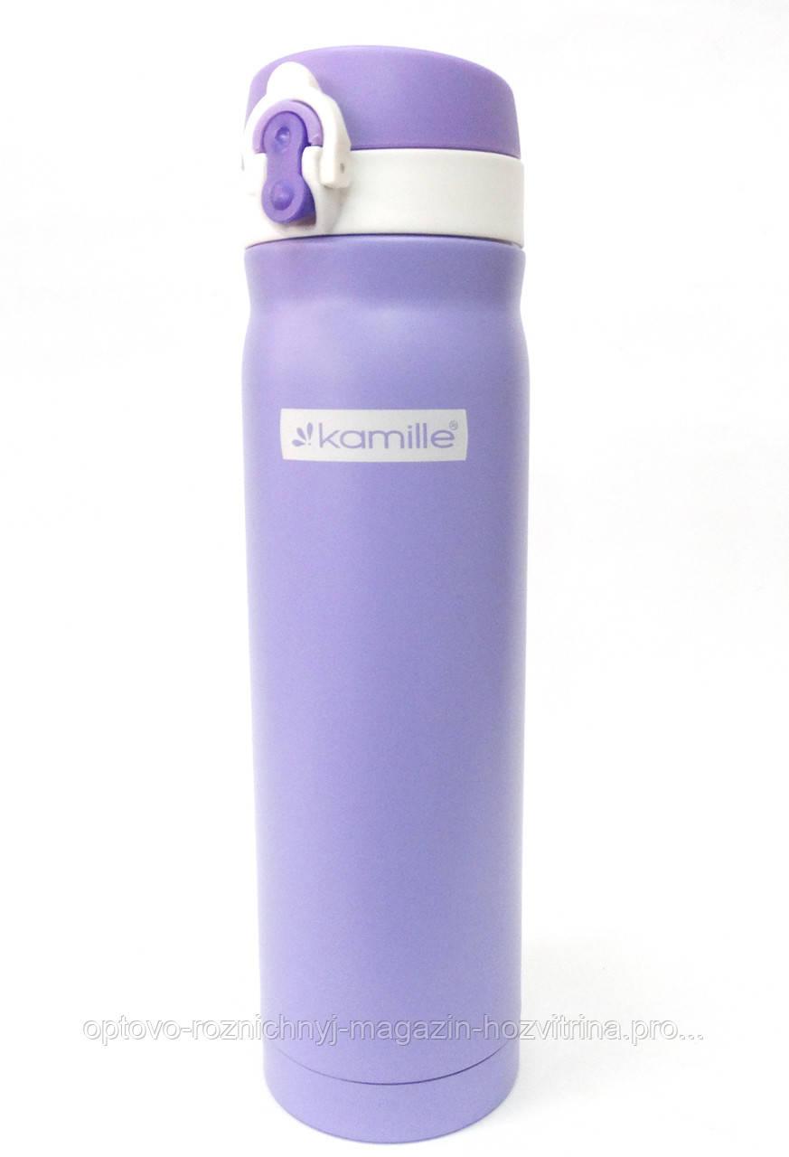 Термос бутылка Kamille КМ 2005 B (500 мл)