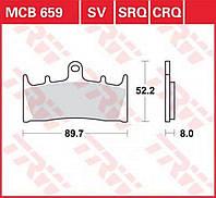 Тормозные колодки TRW / Lucas MCB659