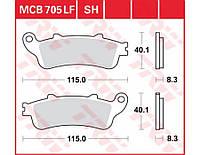 Тормозные колодки TRW / Lucas MCB705SH