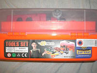 Детский набор инструментов в чемодане 2108