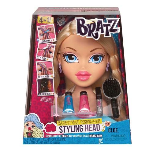 Голова для причёсок 5