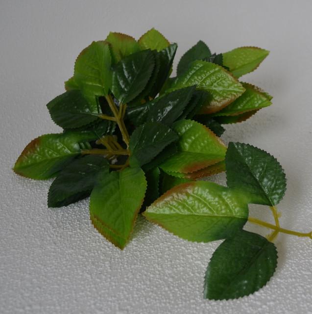 Листья искусственные, ветки, дополнители
