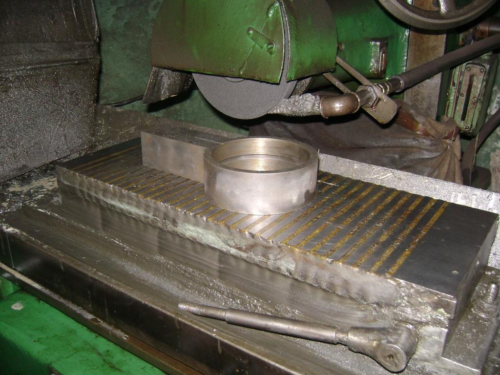 Ремонт плунжерных золотниковых насосов типа АВЗ, НВЗ-300, НВЗ-500