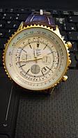 Стильные кварцевые мужские часы BREITLING, фото 1