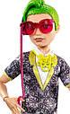 Кукла Monster High Дьюс Горгон (Deuce Gorgon) из серии Welcome to Monster High Монстр Хай, фото 4