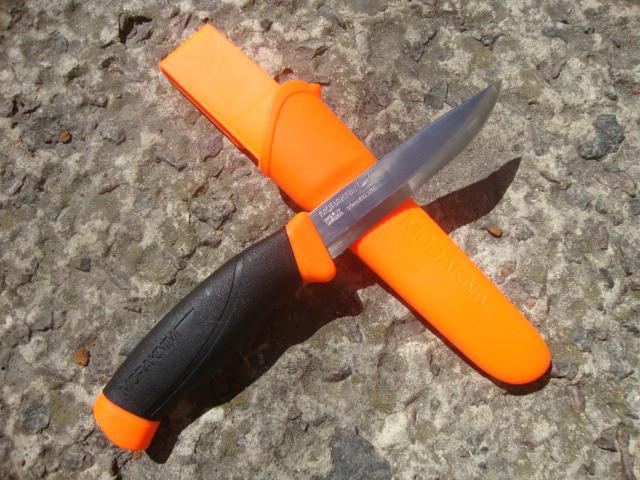 Нож Mora Companion F ( 11829 ) Serrated