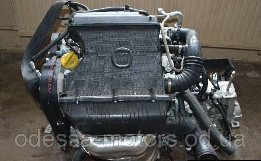 Двигатель Fiat Idea 1.4, 2003-today тип мотора 192 B2.000