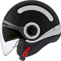 "Шлем Nexx SX.10 white/black  ""M"", арт. 01SX100000"