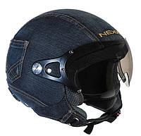 """Шлем Nexx  X60 Denim Jeans Blue  """"XL"""", арт. 01X6000015"""