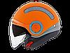 """Шлем Nexx SX.10 grey\orange  """"M"""", арт. 01SX152010000"""
