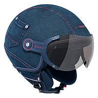 "Шлем Nexx  X60 DENIM CULT Blue  ""S"", арт. 01X6000114"