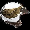 "Шлем Nexx  X60 EAGLE RIDER White/Gold  ""XL"", арт. 01X6000115"