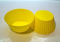 Форма силиконовая для кекса диаметр 12,5*8,5 см., фото 1