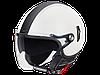 Шлем Nexx X60 Cruise белый/черный, 2XL