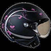 """Шлем Nexx  X60 QUEEN black/soft  """"XS"""", арт. 01X6001037"""