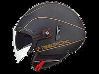 "Шлем Nexx  X60 MERCURE  black/gold soft ""XL"", арт. 01X6001156"