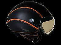 "Шлем Nexx X60 VISION VINTAGE black/orange soft ""XL"", арт. 01X6011025"