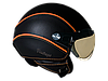 "Шлем Nexx  X60 VISION VINTAGE black/orange soft ""XXL"", арт. 01X6011025"