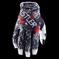 Мотоперчатки ONEAL Hustler черный белый M