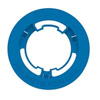 Шайба для ушей на шлем NEXX SX.10 blue, арт. 04ANI00025, арт. 04ANI00025