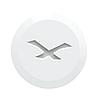 Уши для шлема NEXX SX.10 white metall, арт. 04BOT00002, арт. 04BOT00002