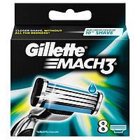 "Картридж Gillette ""Mach3"" (8)"