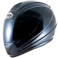 """Шлем MT THUNDER metall black """"XL"""", арт. 061-51"""