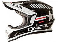 Мотошлем Oneal 3 Series Afterburned черный M