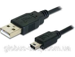 Кабель mini USB, черный