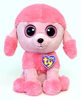 Мягкая игрушка Пудель Princess, 15 см, из серии Beanie Boos