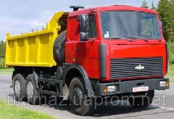 Самосвал МАЗ-551605-280 (15м3)