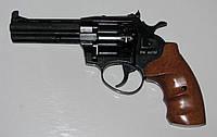 Револьвер под патрон флобера Сафари РФ-441М (бук), фото 1