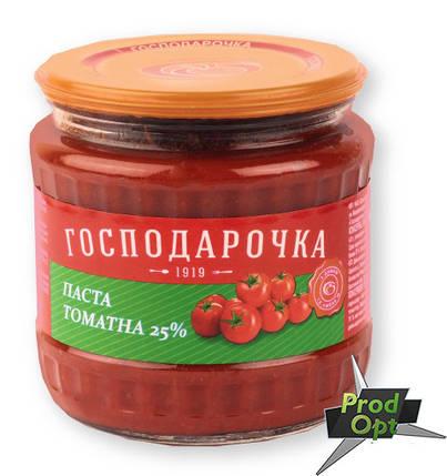 Томатна паста Господарочка 450 г , фото 2