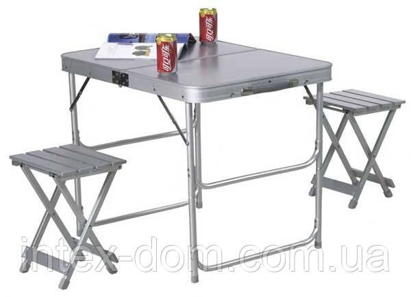 Комплект ТА-200: стол металл+2 стула