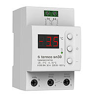 Терморегулятор для управления системой снеготаяния terneo sn30
