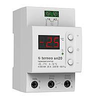 Терморегулятор для управления системой снеготаяния terneo sn20