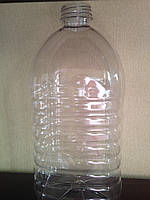 ПЭТ бутылка 4 л