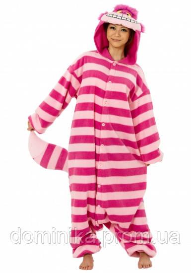 Детская пижама Кигуруми Чеширский Кот 8316497ec05b2