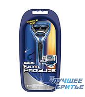 Gillette Fusion Proglide с одной касетой