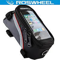 Велосипедная сумка 5.5 Roswheel велосумка на раму L