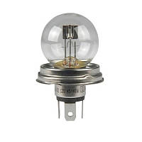 Автолампа Philips R2 12V 45/40W P45T -41 CLEAR