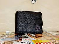 Мужской кошелек из натуральной кожи (съемная визитница)