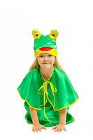 Костюм детский маскарадный Лягушки для девочки