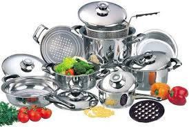 Профессиональная кухонная посуда и инвентарь