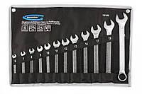 Набор комбинированных ключей Gross 15149, 6-22 мм