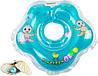 Круг для купания Kinderenok Жемчужинка с погремушкой 2-20кг