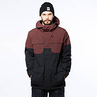 Мужская горнолыжная куртка Volcom Men's Alternate Insulated Jacket, размер S, фото 1