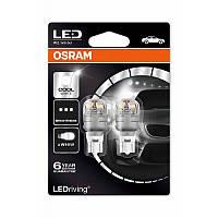 (к/т 2 шт) Лампа светодиодная Osram LED (3W 12V 6000K)