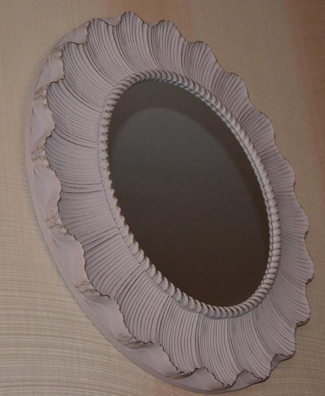 Настінне дзеркало (фото)