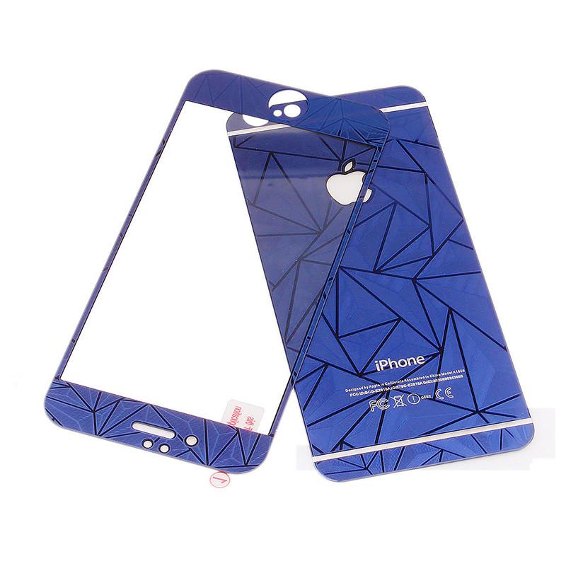 Защитное стекло 3D для iPhone 6 6S двухстороннее